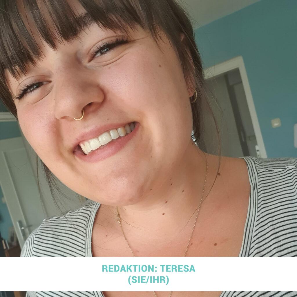 Selfie von Teresa Reichl