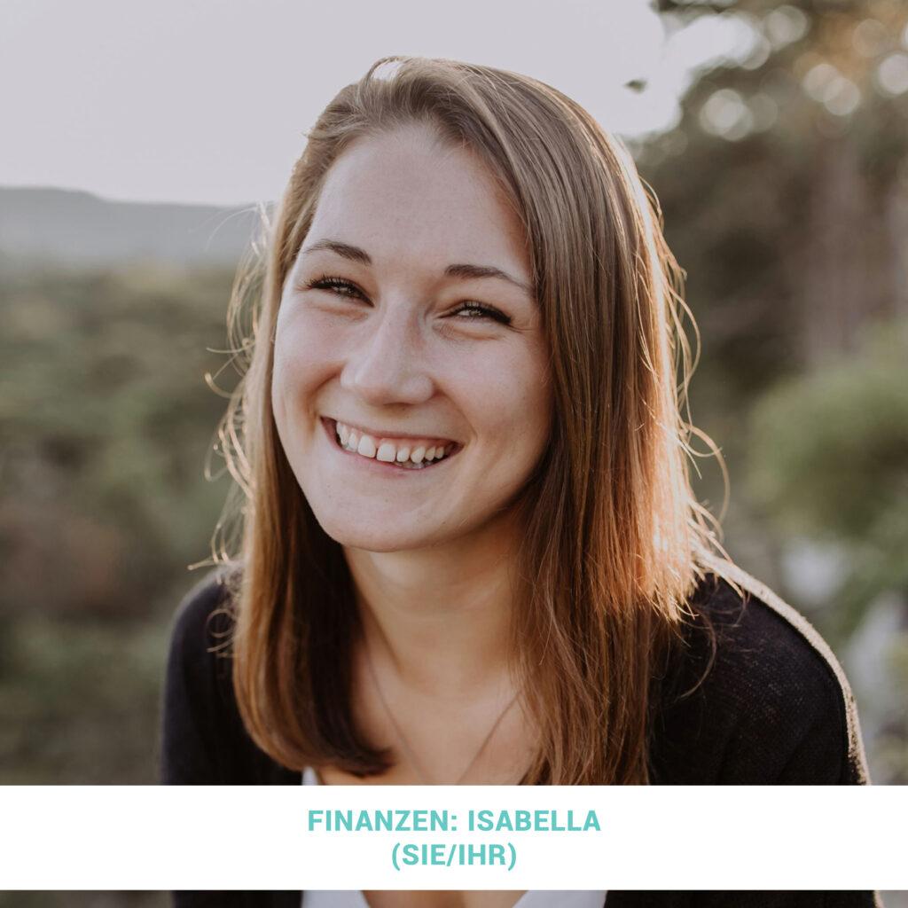 Portrait von Isabella Scholda