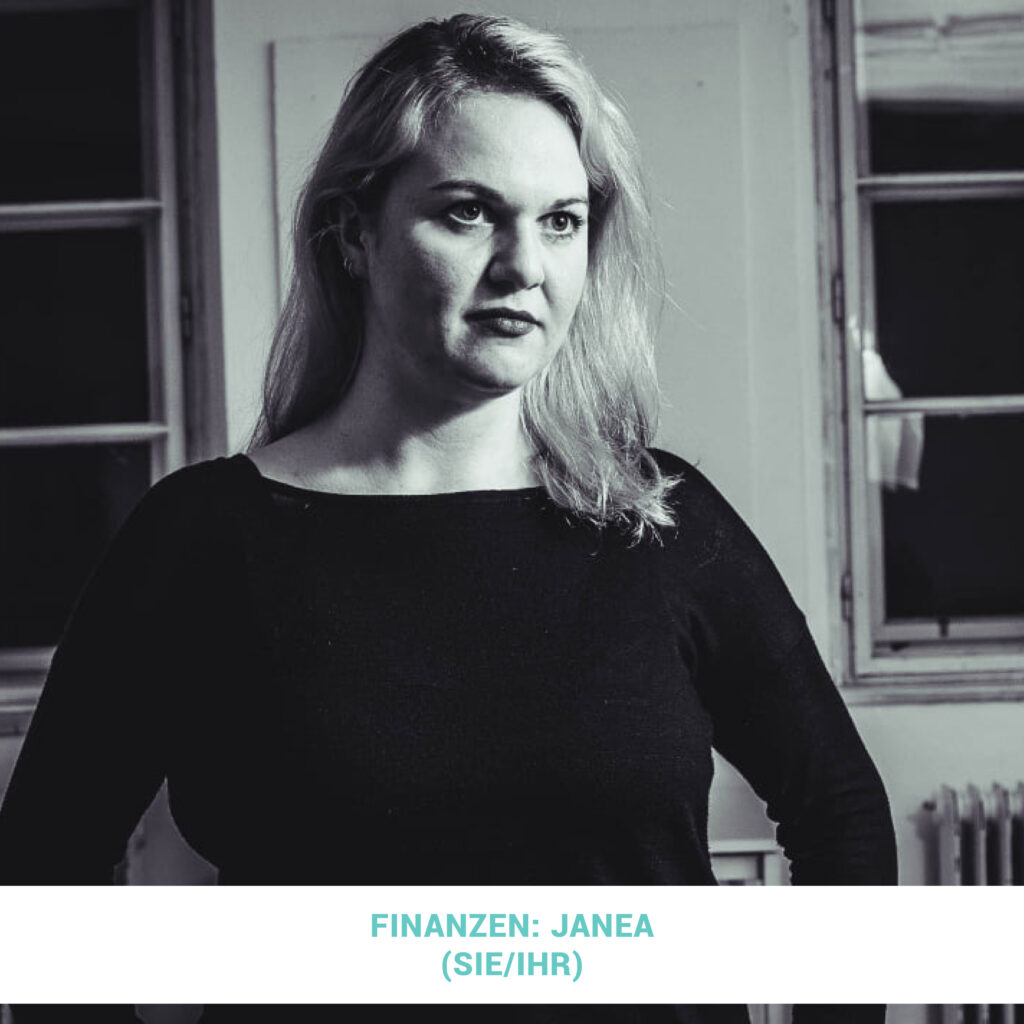 Portrait von Janea Hansen