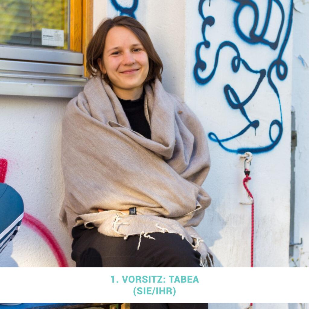 Portrait von Tabea Farnbacher